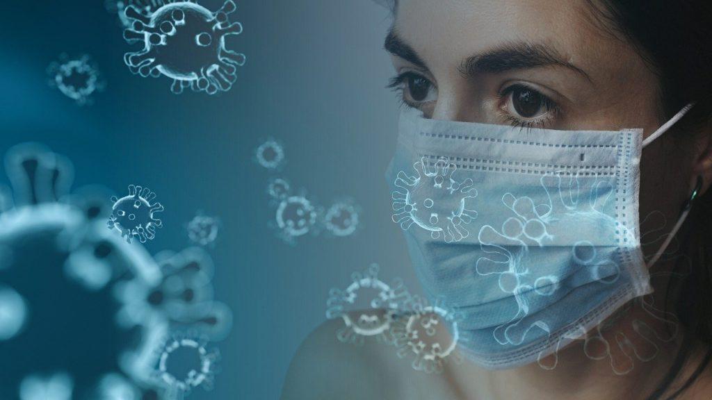 Coronavirus Virus Mask Corona  - Tumisu / Pixabay